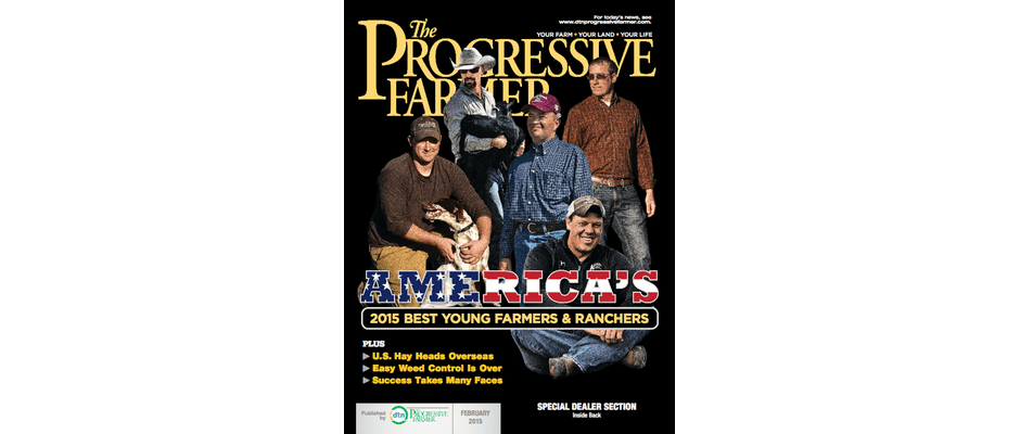 The Progressive Farmer Feb 2015